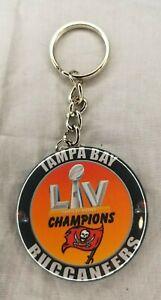 Tampa Bay Buccaneers Super bowl champions keychain