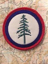 Redwood Pine Tree Patch