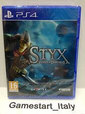 STYX SHARDS OF DARKNESS SONY PS4 VIDEOGIOCO NUOVO SIGILLATO NEW SEALED PAL