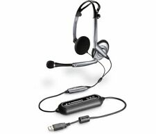 Plantronics .Audio DSP-400 USB PC Headset with Microphone Headset and Microphone