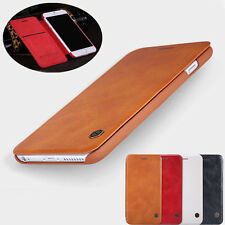 NILLKIN Slim Qin Flip Leather Case Cover For iPhone 12 11 Pro XS Max XR 7 8 Plus