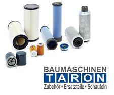 Filterset Groß für Radlader Komatsu  WA80-6 - Versandkostenfrei