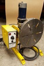 TT1000P PRECISION WELDING ROTATOR / TURNTABLE