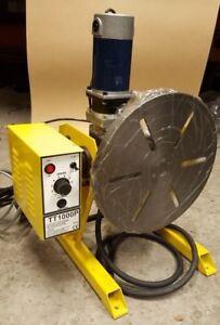 TT1000P PRECISION WELDING ROTATOR / TURNTABLE / MANIPULATOR