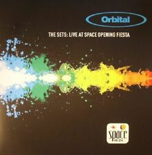 ORBITAL - The Sets: Live At Space Opening Fiesta Ibiza - Vinyl (2xLP)