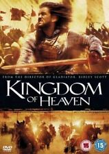 Kingdom of Heaven new and sealed DVD (2005) Orlando Bloom  w6
