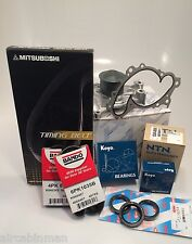 Timing Belt+Water Pump Kit Camry/Sienna V6 3.0 3.3 Seals Pulley Tensioner Gasket