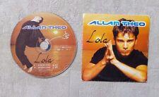 "CD AUDIO MUSIQUE / ALLAN THEO ""LOLA"" 2T CD SINGLE 1998 CARDSLEEVE"