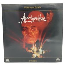 Apocalypse Now Widescreen Edition Laserdisc Marlon Brando 2 Disc