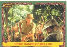 Indiana Jones Heritage White Back Parallel Base Card [LTD 500] #5