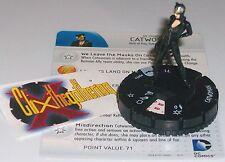 CATWOMAN #007A #7A Batman DC HeroClix