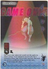 GAME OVER 1st EDITION  #103  INUYASHA KIJIN  M/NM