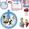 Instant Ice Cream Maker Yogurt Frozen Pan Ice Roll Time Pan high quality US St