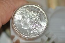 1921 $1 Morgan Silver Dollar  UNC Roll of 20 coins.  I have three for sale