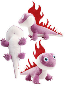 Red /Blue Salamander Purple Blue Lizard Plush Toy Stuffed Doll Kids gifts