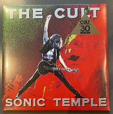 The Cult – Sonic Temple 30th Anniversary Vinyl 2LP