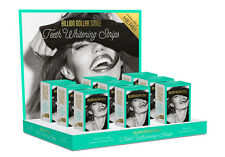 *NEW* Billion Dollar Smile 28 Teeth Whitening Strips Non-peroxide Safe & Easy