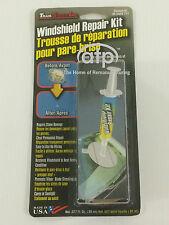 DIY Windscreen / Windshield Repair Kit. Glass Chip & Crack Repair System