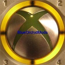 XBOX 360 Ring of Light MOD KIT ROL 5 Yellow LED FREE SH