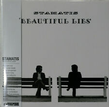 Stamatis-Beautiful Lies Greek prog psych mini lp cd