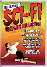 The Classic Sci-fi Ultimate Collection (Tarantula / The Mole People / The Inc...
