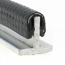 25m Reinforced Edging Strip,To Fit 1-3mm Panel, Rubber Edging, Panel Edging Trim