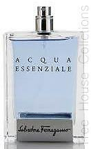 Treehouse: Acqua Essenziale By Salvatore Ferragamo EDT Tester Perfume Men 100ml