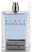 Treehouse: Acqua Essenziale By Salvatore Ferragamo EDT Tester Perfume Men 100ml