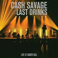 LIVE AT HAMER HALL - CASH SAVAGE AND THE LAST DRINK