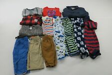 Wholesale Bulk Lot of 13 Boys Baby Size 6-9 Month Assorted Summer/Winter Clothes