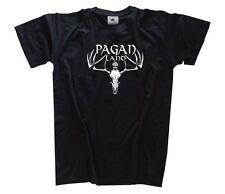 Pegan Land Heiden Heidentum Wikinger Germanen Odin Thor T-Shirt S-3XL