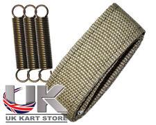 TUBO di scarico bendaggio Molle & pacchetto TKM tassonomica UK negozio Kart