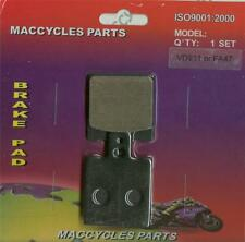 Malaguti Disc Brake Pads MRX50 1989 Front (1 set)