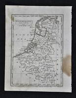 1770 MAP PA Saegertown Saxonburg Schnecksville Loyalhanna Pennsylvania History