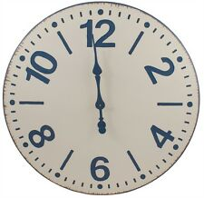 Somerwick Wood Clock By Split P/Large Wall Clock