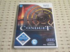 The Conduit per Nintendo Wii e Wii U * OVP *