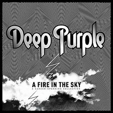 Deep Purple - a Fire in The Sky Deluxe 3cd 50 Tracks 2017 Parlophone