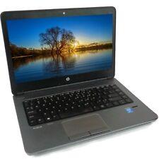 "HP ProBook 640 G1 14"" Laptop Core i5-4300M 2.6GHz - 8GB - 500GB w/ Win 10 *Case"