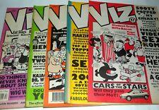 Viz Comic - Issues 52, 54, 56, 57, 58,  Small Bundle of Comics.