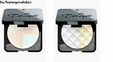Hauchzarte Puder-Make-ups