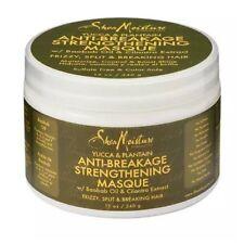 Sheamoisture yucca & plantain anti-breakage strengthening masque 340g