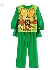 NICKELODEON Teenage Mutant Ninja Turtles Pajamas/Halloween Costume Size 2T TMNT