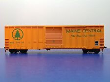 "HO Scale ""Maine Central - The Pine Tree Route"" 50' Freight Train Box Car / 31637"