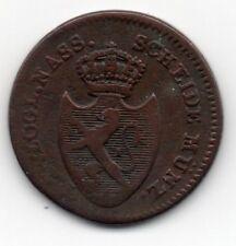 Germany - Nassau - 1 Kreuzer 1808