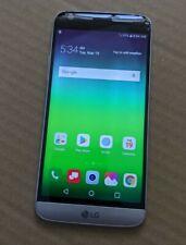 New listing Lg G5 32Gb (Vs987) Silver Cracked Verizon (Unlocked) 1118 Read Details