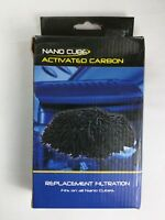 New Nano Cube Replacement Activated Carbon Fits on all Aquarium JBJNano Cubes