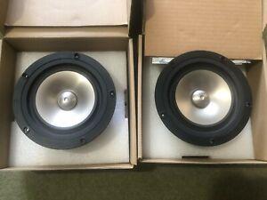 Markaudio Pluvia 11- Single Full Range Speaker Driver soft chrome