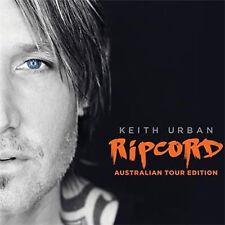 Keith Urban – Ripcord - Australian Tour Edition - New & Sealed (C498)