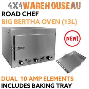 Road Chef 12 Volt Oven Big Bertha Dual Element 13L 20 Amp BBRC12VO