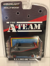 The A Team B.A.s 1983 GMC Vandura 1:64 Scale Greenlight 44790-B